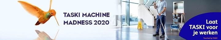 Taski Machine Madness 2020